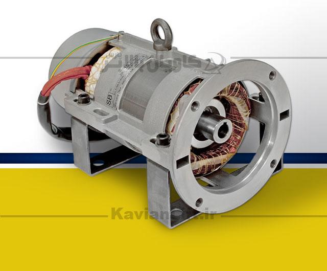 الکترو موتور مستغرق (روغن خنک)